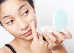 A Unique Trick for Taking Care of Oily Skin