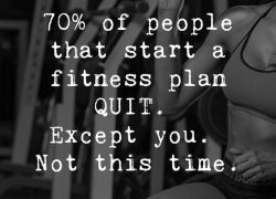 Set Your Fitness goals